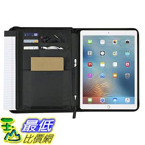 [美國直購] Incipio IPD-288-BLK 站立式 拉鍊收納 平板套 保護套 [Zipper Folio] iPad Pro Case