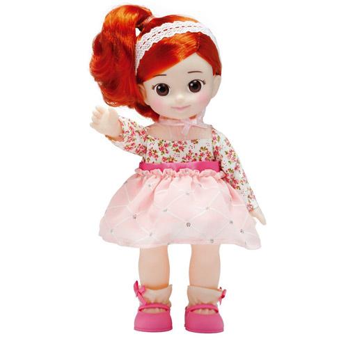 特價 KONGSUNI 小荳娃娃好朋友 順宜娃娃_ YT31022