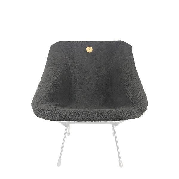 【南紡購物中心】【OWL CAMP】PK-006 標準版黑色羊絨椅套