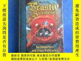 二手書博民逛書店sea罕見monsters and other delicacies 海怪和其他美食Y172244 出版