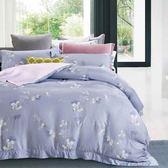 特價中~✰雙人特大 薄床包兩用被四件組 加高35cm✰ 100% 60支純天絲 頂級款 《倩倩花語》