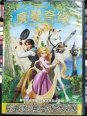 挖寶二手片-P04-012-正版DVD-動畫【魔髮奇緣】-國英語發音 迪士尼