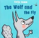 【麥克書店】THE WOLF AND THE FLY /硬頁書《主題: 幽默.顛覆想像.趣味》