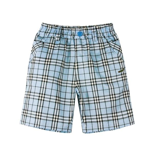 『小鱷魚童裝』英倫風格紋短褲(04號~06號)553644