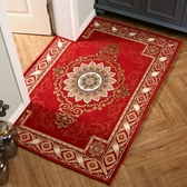門口地墊 進門地墊家用地毯門墊入戶門墊子客廳臥室門口進門腳墊浴室墊【免運】