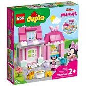 樂高積木 LEGO《 LT10942 》Duplo 得寶系列 - Minnie's House and Caf? / JOYBUS玩具百貨
