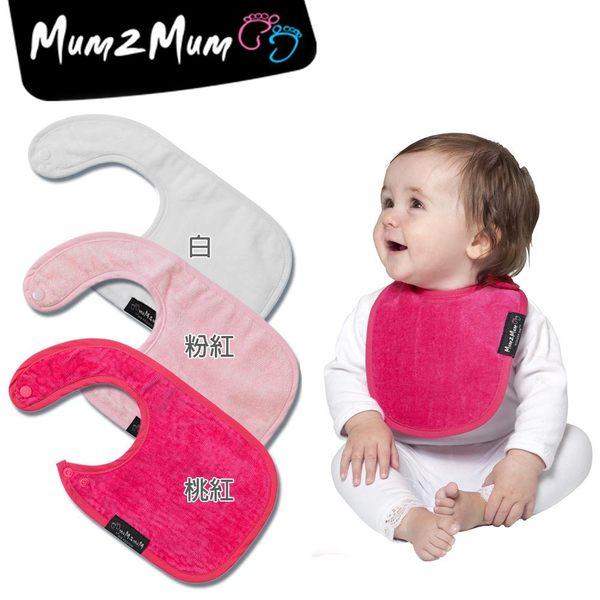 紐西蘭口水巾 MUM 2 MUM 機能型超吸水圍兜 (初生款) 【363970 好娃娃】
