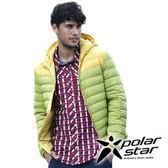 PolarStar 中性 超輕連帽羽絨外套 『橄欖綠』 P15237