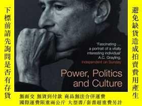 二手書博民逛書店Power,罕見Politics And CultureY256260 Edward W. Said Bloo
