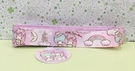 【震撼精品百貨】Little Twin Stars KiKi&LaLa_雙子星小天使~Sanrio旅行箱束帶附提袋#55812
