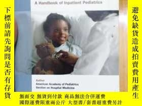 二手書博民逛書店Caring罕見for the Hospitalized Child: A Handbook of Inpatie