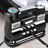 車載充氣泵便攜式12V雙缸大功率多功能迷你型高壓日本 igo 微微家飾