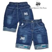 男童 牛仔短褲 [1830-8] RQ POLO 春夏 中大童 17-27碼 童裝 現貨