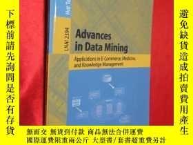 二手書博民逛書店Advances罕見in Data Mining: Applic
