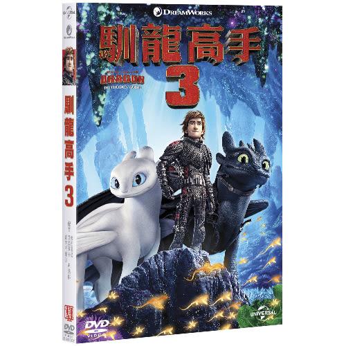 馴龍高手3 (DVD)HOW TO TRAIN YOUR DRAGON: THE HIDDEN WORLD (DVD)