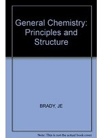 二手書博民逛書店 《General chemistry, principles and structure》 R2Y ISBN:0471078069