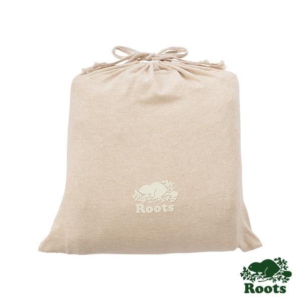Roots Home - 有機棉單人被套 - 灰色
