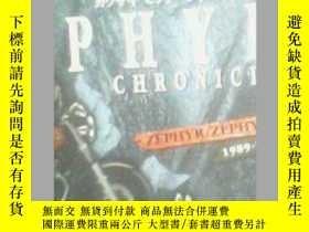 二手書博民逛書店ZEPHYR罕見---日文原版 名車選集 1 6開本彩色銅版紙Y