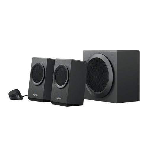 【Logitech 羅技】具備藍牙功能的 Z337 音箱系統
