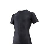 MIZUNO BIO GEAR [32MA815209] 男款 圓領 短袖 緊身衣 吸汗 快乾 窄版 美津濃 黑