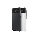 【高飛網通】Samsung A32 5G 原廠透視感應皮套 黑色/白色 台灣公司貨 原廠盒裝