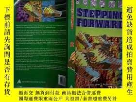 二手書博民逛書店STEPPIING罕見FOR WARD 2 .Y203004