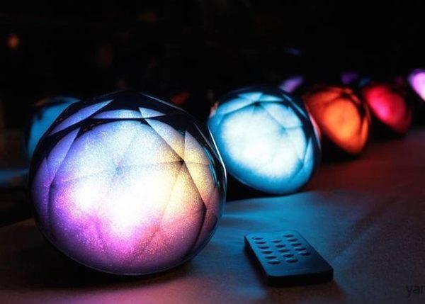 公司貨 藍芽喇叭Yantouch Diamond+ 4 鑽石水晶藍牙喇叭 LED氣氛燈 藍芽音響 beats Jvc