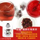 韓國嬌顏玫瑰果茶/包