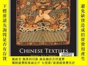 二手書博民逛書店【罕見】2006年Threads of Gold: Chines