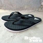 Adidas DEezay Soft 黑 男女 夾腳拖 拖鞋 (布魯克林) 2018/7月 BB0507