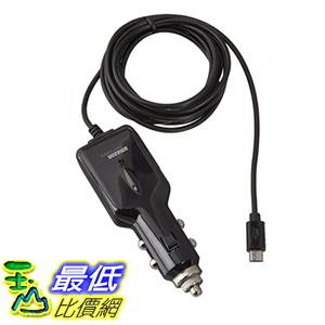 [106美國直購] AmazonBasics Micro USB Universal Car Charger for Android - 5 Feet (1.5 Meters)
