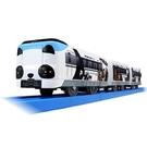 日本 鐵道王國 S-24 287 熊貓列車 TP14766 PLARAIL 公司貨