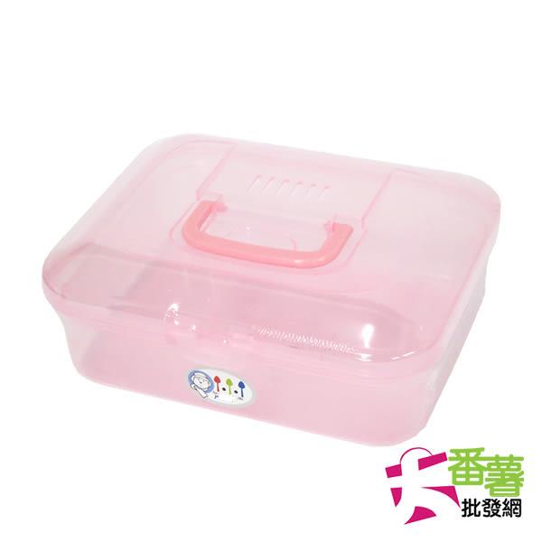 【台灣製】佳斯捷 中芭比收納箱 [05B2] - 大番薯批發網