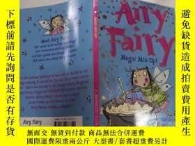 二手書博民逛書店airy罕見fairy: 精靈Y200392