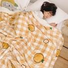 兒童毛毯 保暖加厚牛奶絨雙層毛毯珊瑚羊羔絨午睡毯單雙人卡通兒童蓋毯【快速出貨八折下殺】