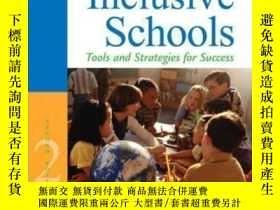 二手書博民逛書店Building罕見Inclusive Schools: Tools And Strategies For Suc