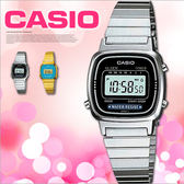 CASIO LA670WD-1 復古優雅科技電子錶 LA-670WD-1DF 熱賣中!
