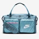 NIKE Future Pro 旅行袋 休閒 旅行 大容量 多口袋 藍【運動世界】BA6169-418