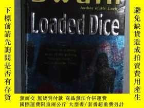 二手書博民逛書店英文原版罕見Loaded Dice (A Tony Valent