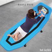 折疊床單人午休床午睡床多功能行軍床辦公室簡易成人躺椅家用 QQ11932『bad boy時尚』