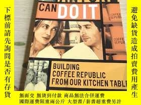 二手書博民逛書店Anyone罕見Can Do It: Building Coff