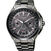 【人文行旅】CITIZEN | CC1085-52E GPS衛星對時男錶