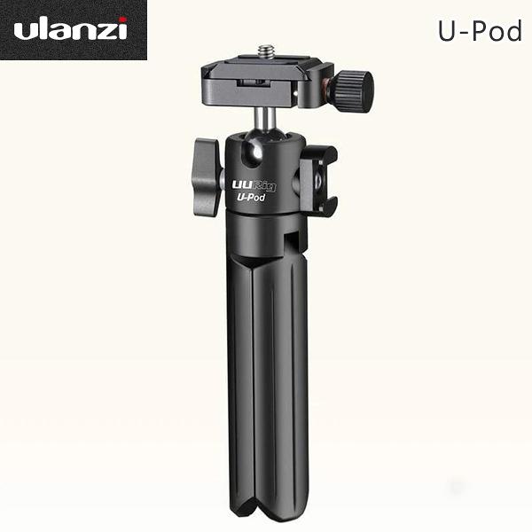 EGE 一番購】Ulanzi【U-Pod】Vlog攜帶型三腳架帶冷靴座【公司貨】