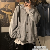 開衫外套女年新款休閒運動上衣潮ins韓版寬鬆bf慵懶風棒球服 雙十二全館免運