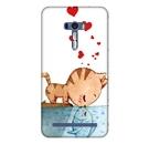 [ZD551KL 硬殼] 華碩 ASUS ZenFone 2 Selfie ZD551KL 手機殼 外殼 貓戀魚