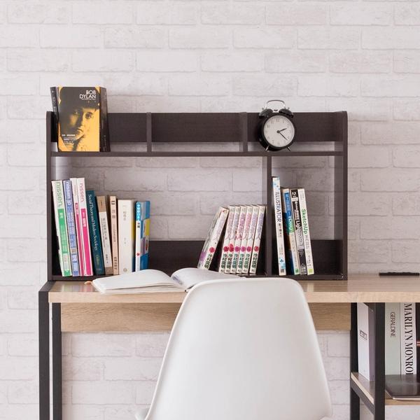 桌上架 書架【收納屋】多格收納書架-三色可選&DIY組合傢俱