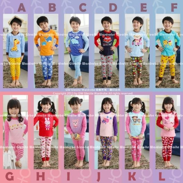 韓版《GW67居家款》百搭長袖套裝