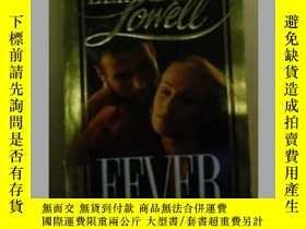 二手書博民逛書店Fever罕見英文原版口袋書Y109818 Eliqabeth