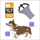 【愛車族購物網】中型犬適用 車用多功能寵物安全帶-M