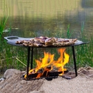 Petromax 德國製鍛鐵燒烤盤
